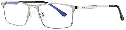 Amazon.com: Top Anti Blue Light Blocking Computer Glasses Men Women Kid Spectacle Frame Gaming Eyewear UV400 Radiation-Resistant Clear Glasses Multi Color Eyes Protection Glasses (White): Computers & Accessories