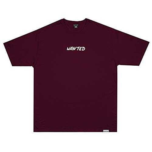 Camiseta Wanted - Logo You vermelho Cor:Vermelho;Tamanho:M