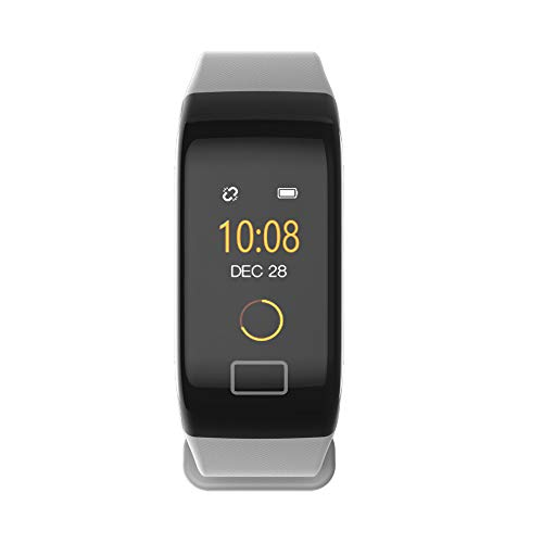 NNCTA Color Fitness Blood Pressure Oxygen Heart Rate Monitor Smart Watch ()