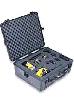 Pelican # 1600 King Case Black