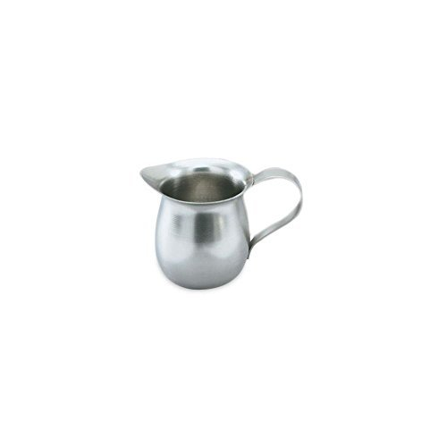 - Vollrath Product Name: Creamer Bell, Stainless Steel, 5 Ounce - 12 Per Case