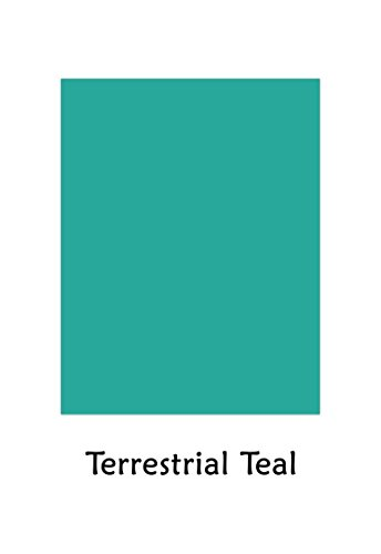 Neenah Astrobrights Premium Color Card Stock, Paper 65 Lb Cover / Cardstock - 50 Sheets Per Pack (8.5 x11, Terrestrial Teal)