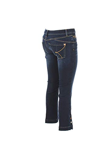 Ki6bl021 32 2018 Donna Denim Jeans Kaos Autunno 19 Inverno ngZqwvOx