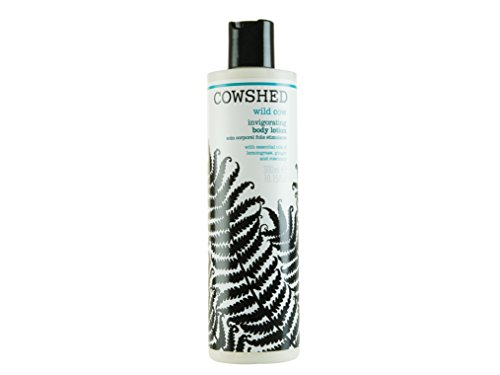 Cowshed Wild Cow Invigorating Body Lotion for Unisex, 10.15 Ounce