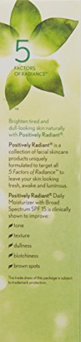 Aveeno Positively Radiant Daily Moisturizer With Sunscreen Broad Spectrum Spf 15, 4 Oz by Aveeno (Image #8)