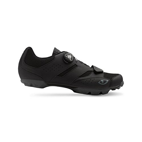 Chaussures Cyclisme Giro Cylindre - Homme Noir