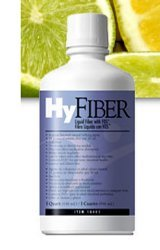 HyFiber with FOS Citrus Flavor 32 oz. Bottle Ready to Use, 18485 – Each
