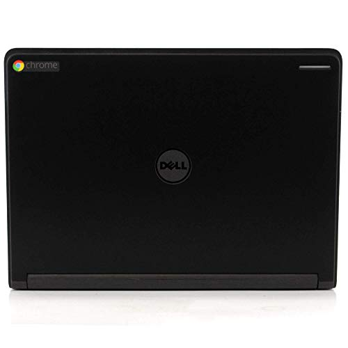 Dell Chromebook 11 Laptop Computer CB1C13, 11.6in High Definition Display, Intel Dual-Core Processor, 16GB Solid State Drive, 8GB USB Flash Drive, Chrome OS, WiFi (Renewed)
