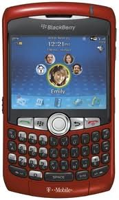 Blackberry Curve 8320 Dummy Display Cell Phone for Store Display, looks & feels as the real phone