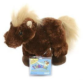 Webkinz Original Brown Horse