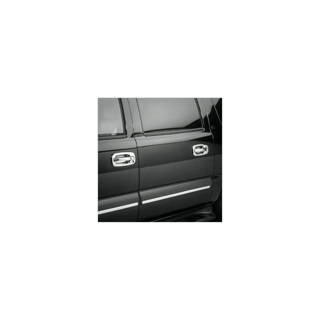 Putco 402132 Dodge Ram Chrome Door Handle Covers   Door Handle Covers Automotive