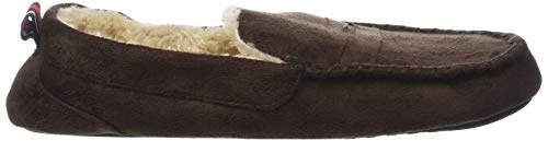 Marron Sherman Ben chocolate Bas Brn Four Chaussons Seasons Homme dYdOqpTSn