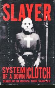 Slayer / Clutch / System Of A Down / Diabolus In America Tou