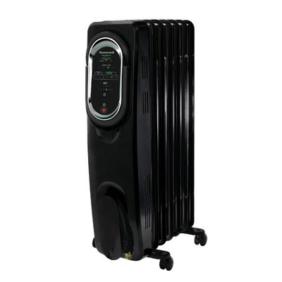 Honeywell 1,500 Watt Portable Electric Radiant Radiator H...