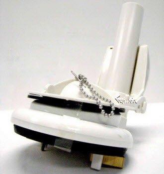 Duravit 0074030062; Metro; Flush Valve 3'' one piece 1.28 gpf single Flush; in Unfinish by Duravit