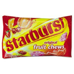 Starburst Fruit Chew Candy, 14oz