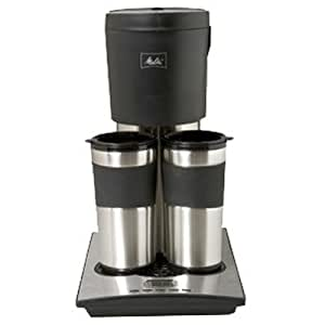 Coffee Maker That Fits Travel Mug : Amazon.com: 2 Travel Mug Coffee Maker: Electronics