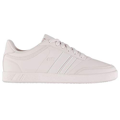Lonsdale Da Uomo Ll Sportive Trinità Scarpe Sneakers Rosa fxwBdqpXB