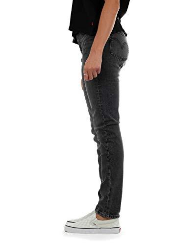 Black Levi's W 501 Coal Jeans Skinny zfqwPfpgW