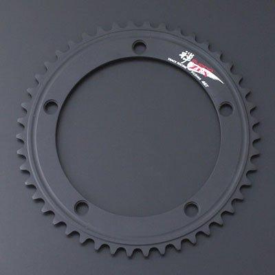 スギノ ZEN144 ブラック チェーンリング 51T B004KP9RPA
