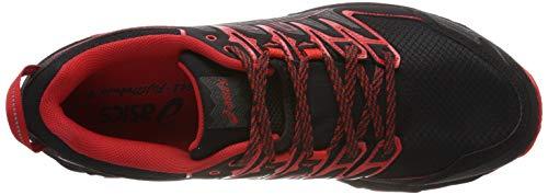 De Gel 001 7 fujitrabuco Para Asics classic Running Zapatillas Negro Hombre black Red xI7SqIdw