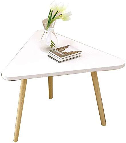 QTQZDD Mesa de sofá de Madera, Mesa de café Simple Sala de Estar ...