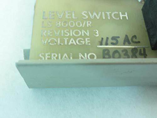 115VAC Babbitt LS8000//R-115V Level Switch Receiver