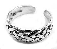 Sterling Silver Celtic Knot Ba