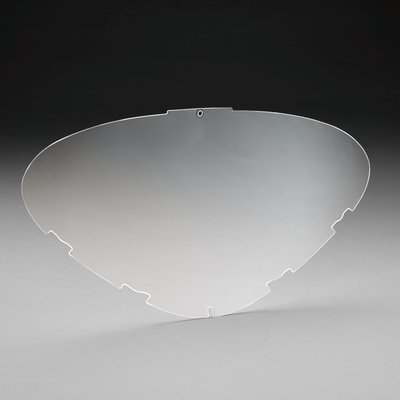 3M (L-131-10) Wide-view Lens, Respiratory Protection L-131-10/37013(AAD) 10/cs [You are purchasing the Min order quantity which is 1 CASE]