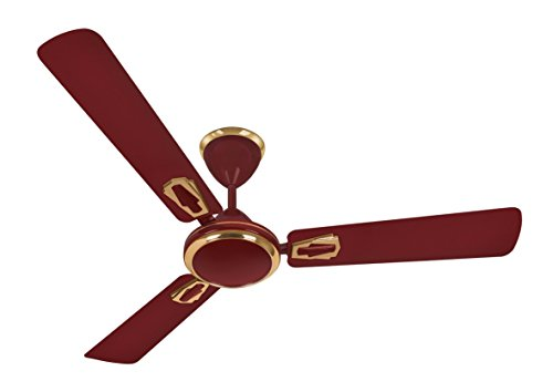 Luminous Krona 1200mm 70-Watt Ceiling Fan (Barn Red)