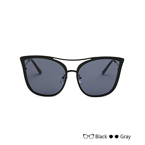 TIANLIANG04 De Damas De Ray G De Espejo Sol De Mujer Gafas Para Gafas Ojo Lujo Gato Sol Un rv1wrqS