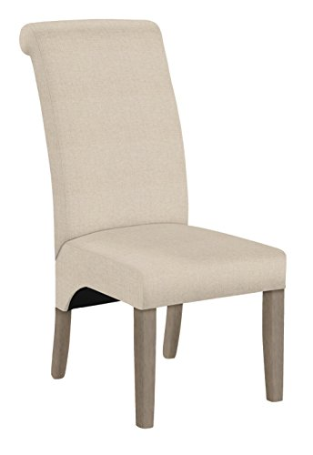 Hekman Furniture 7A2M70G01002092  Simon Stain Resistant, White (Furniture Hekman)