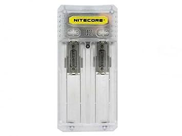 Nitecore Q2 Cargador de batería de Unisex para Adulto, Color ...