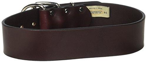 Bama Auburn Tuff Stuff Collar - Burgundy - 2 x 24 inches