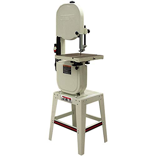 JET 708113A Model JWBS-14S 14-Inch Bandsaw with Open Stand