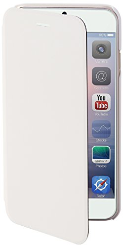 Muvit iPhone 6+ Easy Folio Card Case White