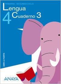 Abre la puerta, lengua, 4 Educación Primaria. Cuaderno 3 (Spanish) Paperback – June 1, 2008