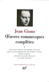 La Pléiade : Oeuvres romanesques complètes 05 par Jean Giono