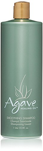 (Agave Healing Oil - Smoothing Shampoo. Anti Frizz Daily Moisturizing Shampoo that Gently Removes Dirt and...)
