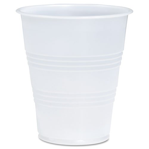 Galaxy Plastic Cups (SOLO Cup Company Galaxy Translucent Cups, 7oz, 2000/Carton)