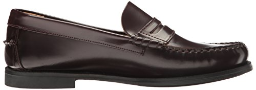 Mocasines II Sebago Cordo Plaza Mujer Leather para 5a5wErHq