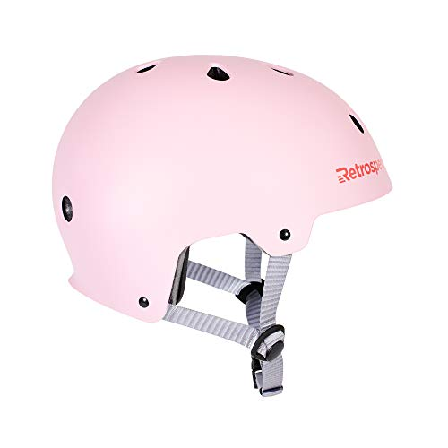 Retrospec cm-2 Bicycle/Skateboard Helmet for Adult CPSC Certified Commuter, Bike, Skate (Best Commuter Bicycle 2019)