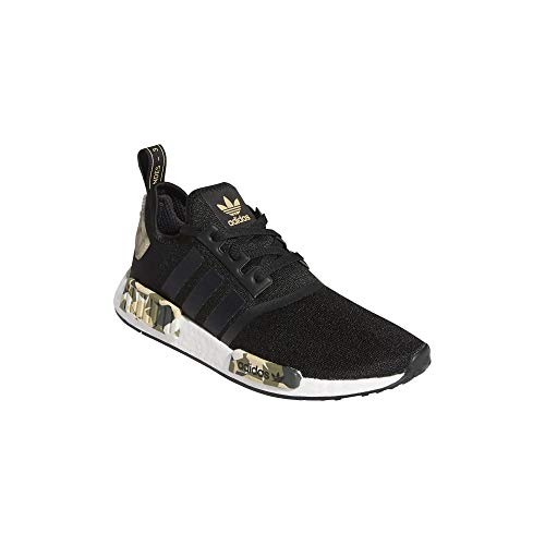adidas Originals Men's NMD_R1 Sneaker, Earth/Earth/Savannah,13.5 M US