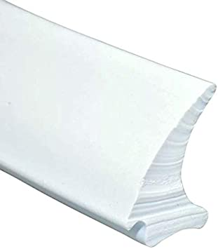 Sold and Priced per Foot 70-3840-257 RV Hehr Clear View Glazing Strip Steele Rubber Products