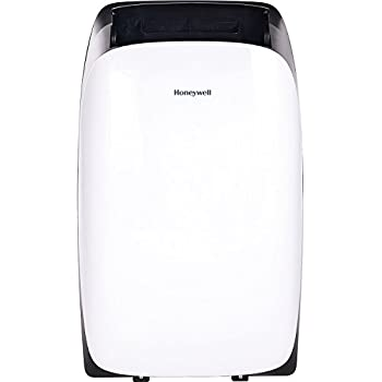 Honeywell HL14CESWK HL Series 14,000 BTU Portable Air Conditioner with Dehumidifier & Fan in White/Black