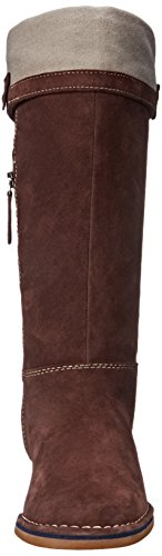Hush Puppies Womens Cerise Catelyn Boot Dark Brown