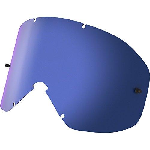 (Oakley O2 XM Men's Replacement Lens (Ice Iridium))
