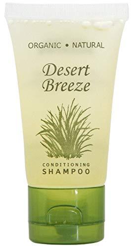Desert Breeze Shampoo, Travel Size Hotel Toiletries, 1 oz Flip Cap (Case of 300)