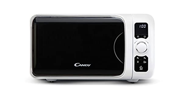 Candy Ego Pure Microondas con Grill 900 W, 25 litros, Blanco ...