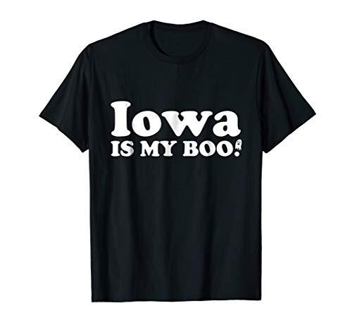 Iowa Halloween T-Shirt for